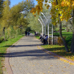 Бесплатные беседки в Лошицком Парке