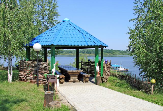 Аренда беседок с мангалом в Гомельской районе