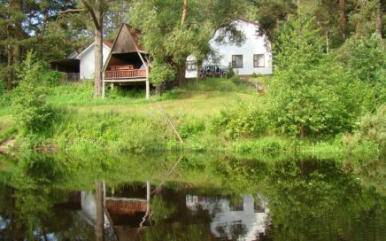 Усадьба Березинская - Снять дом на берегу реки