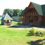 """Приятный отдых в агроусадьбе""""Хуторок у озера"""" в 7 км. от Браслава."""